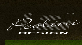 Peolini Design  - website logo